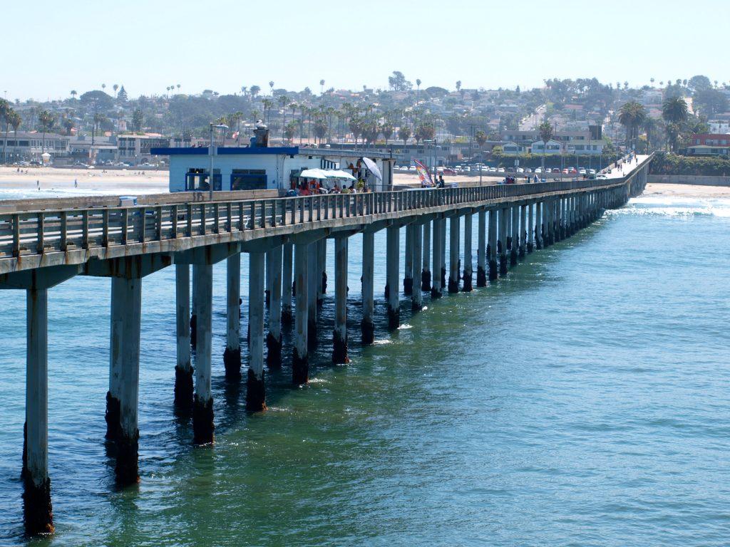 Ocean Beach Pier — San Diego - Pier Fishing in California