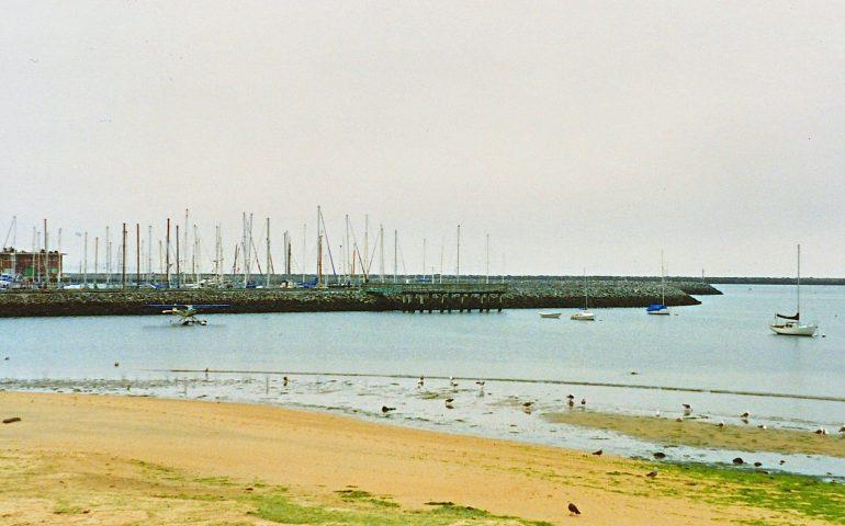 Pillar Point Harbor Pier — Half Moon Bay - Pier Fishing in