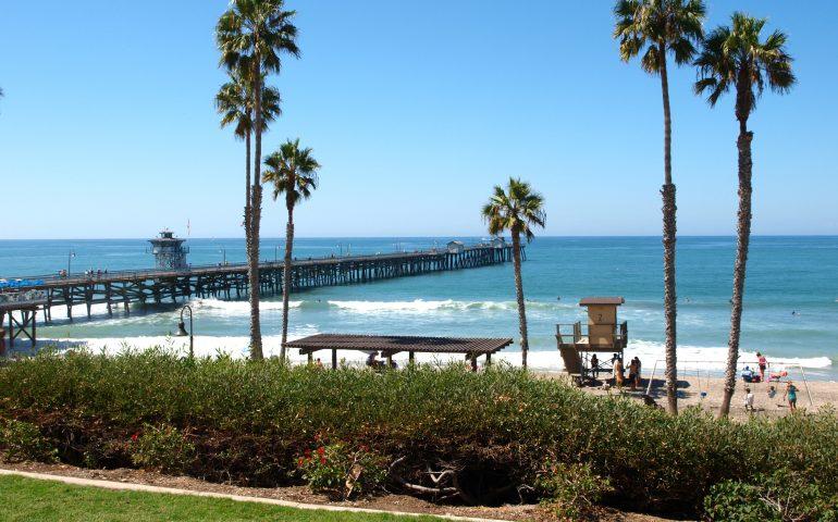 San Clemente Pier - Pier Fishing in California